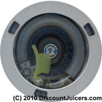 Hurom Slow Juicer Rubber Stopper : Hurom Slow Juicer- Single Auger Juicer aka Oscar Pro 930